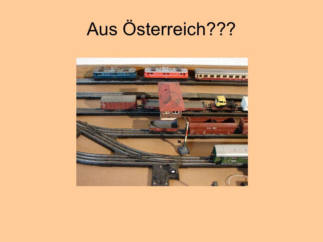 Aus Österreich???