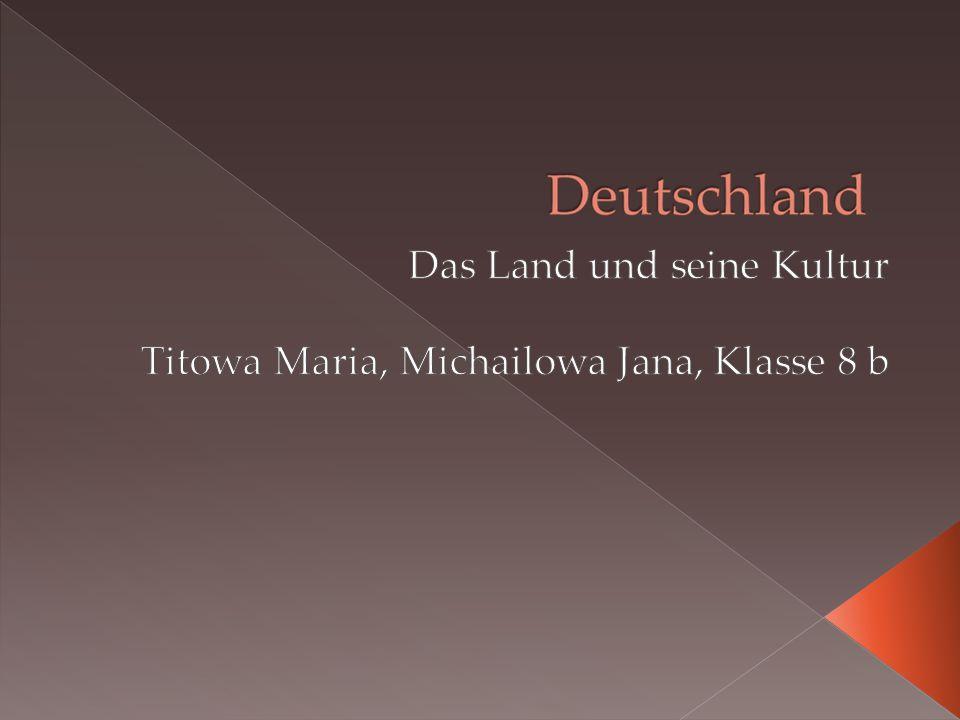  Die Forschung in Deutschland ist an den Universitäten und wissenschaftlichen Verbänden, Unternehmen und Forschungszentren entwickelt.