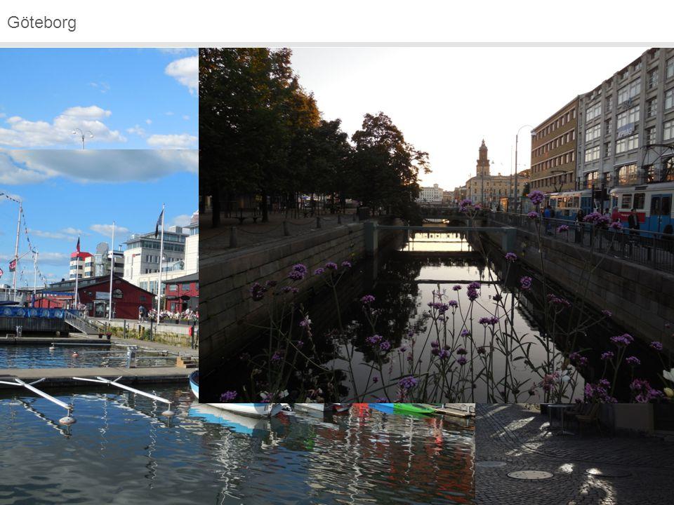 Göteborgs Universitet ein Semester hat zwei Perioden à 15 hec (higher education credits)  Sept.-Okt.