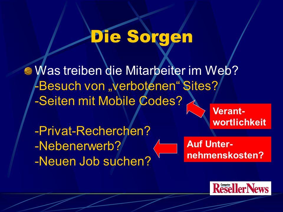 """Die Sorgen Was treiben die Mitarbeiter im Web. -Besuch von """"verbotenen Sites."""