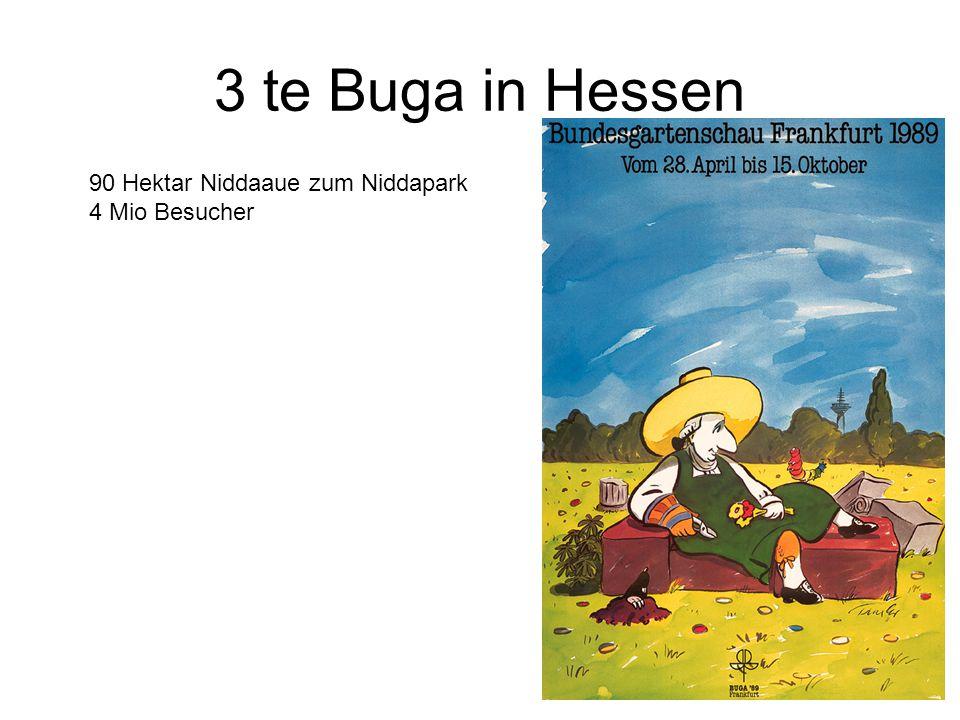 3 te Buga in Hessen 90 Hektar Niddaaue zum Niddapark 4 Mio Besucher