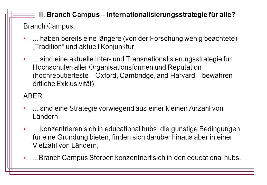 Branch Campus......