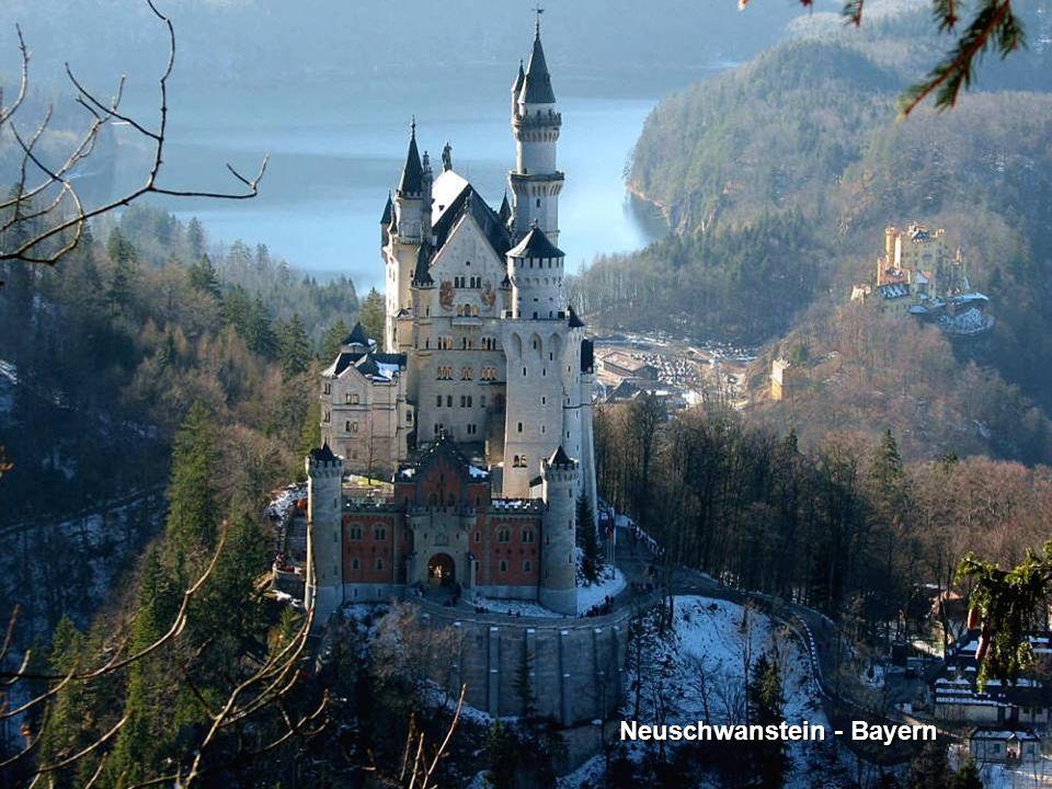 Neuschwanstein - Bayern