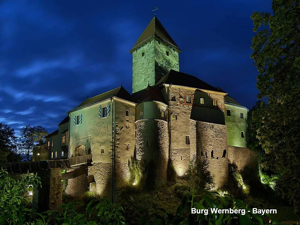 Burg Wernberg - Bayern