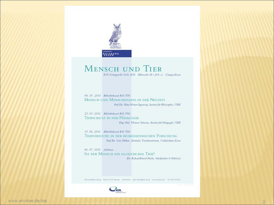 2 www.uni-due.de/ios