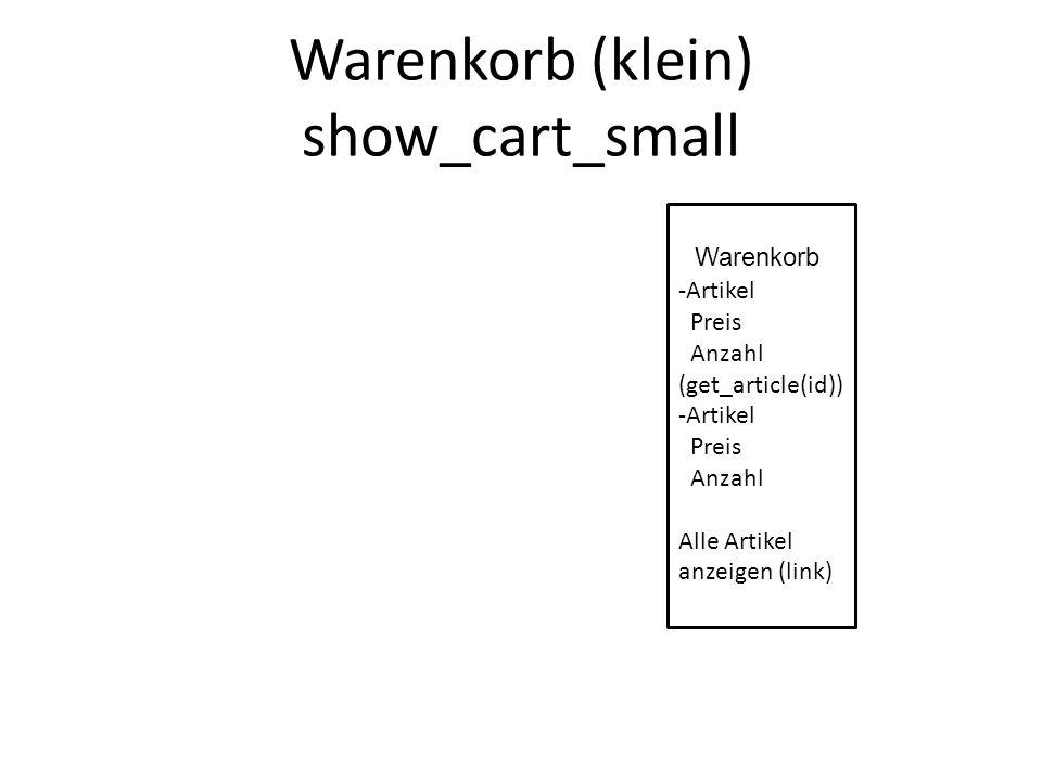 Bestellung (Lieferung) create_order(bestell_id) Bitte wählen Sie die Versandart aus: -Versandart1 -Versandart2 -Versandart3  get_shipping_type() Wählen Sie eine Lieferanschrift: -Standardanschrift  show_address(customer_ id, address_type)  get_address(address_id) wird in show_address() aufgerufen -Andere Lieferanschriften:  show_address(customer_id, address_type)