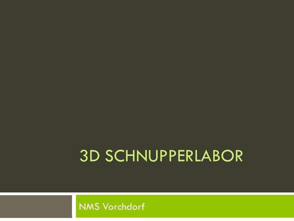 3D SCHNUPPERLABOR NMS Vorchdorf