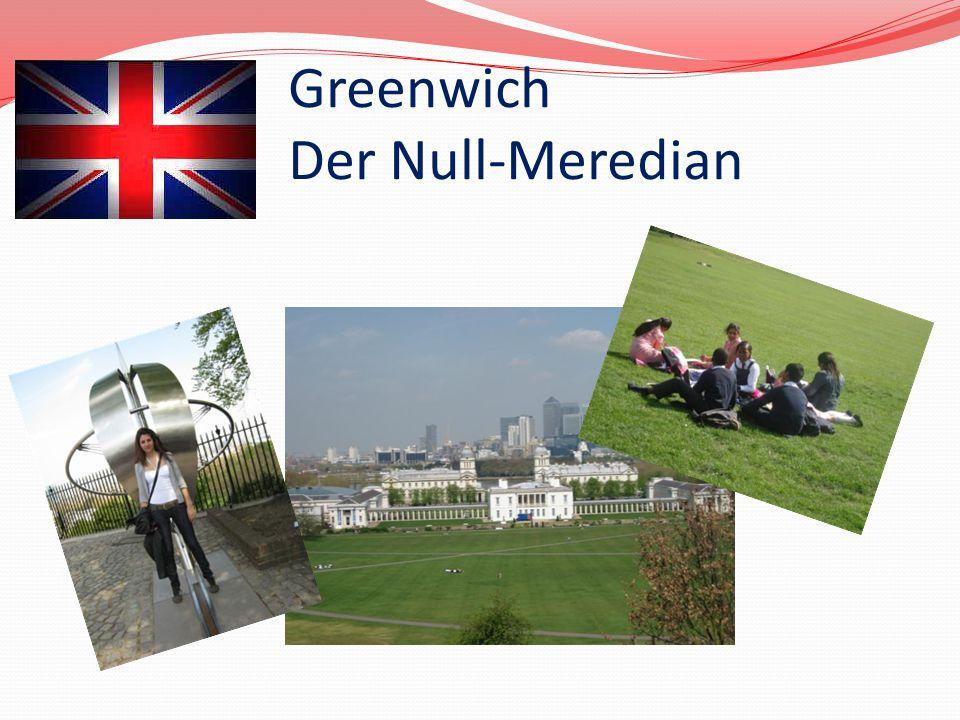 Greenwich Der Null-Meredian