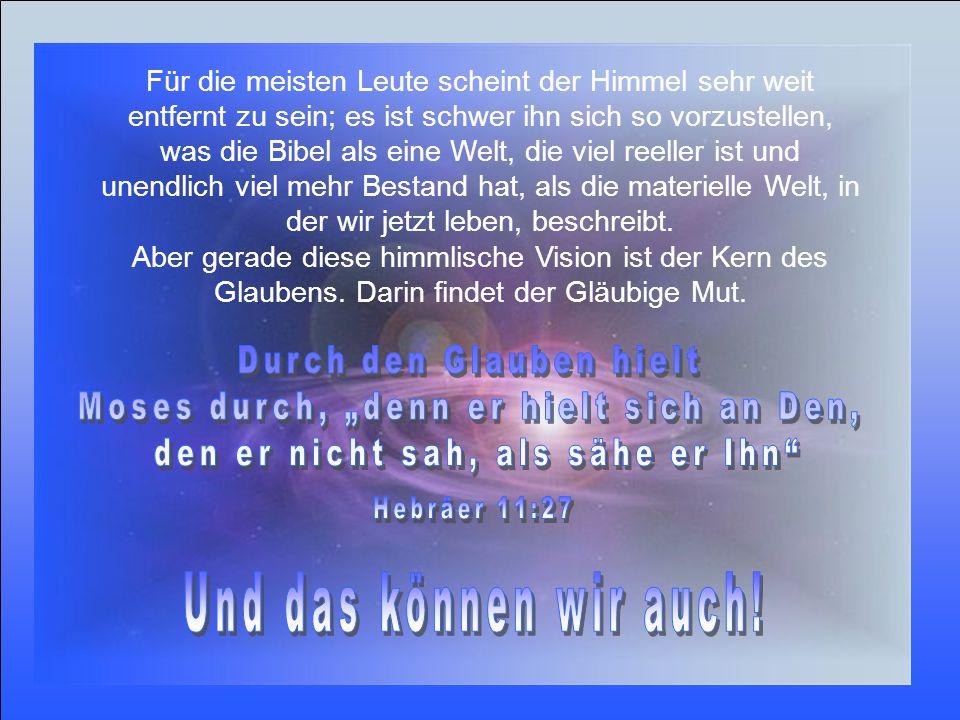 Diese Welt ist voller Probleme, Leiden und Schmerzen, und sowohl die Schlagzeilen der Nachrichten, wie auch die Prophezeiungen der Bibel sagen uns, da