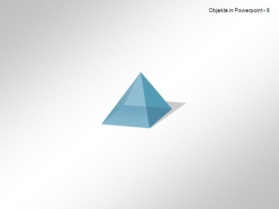 Objekte in Powerpoint - 8