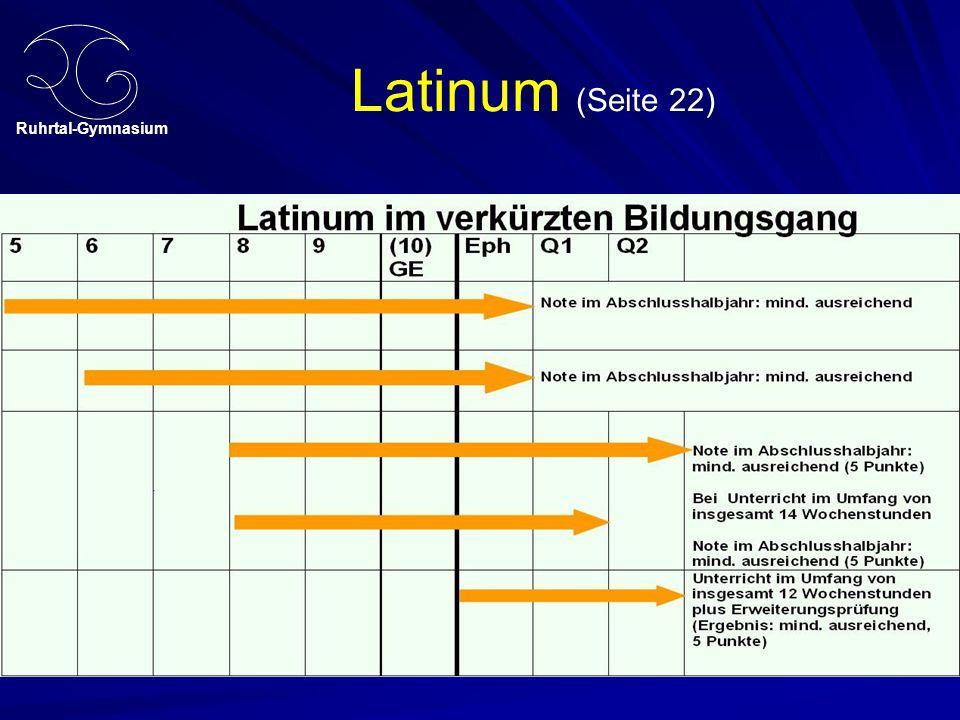 Ruhrtal-Gymnasium Latinum (Seite 22)