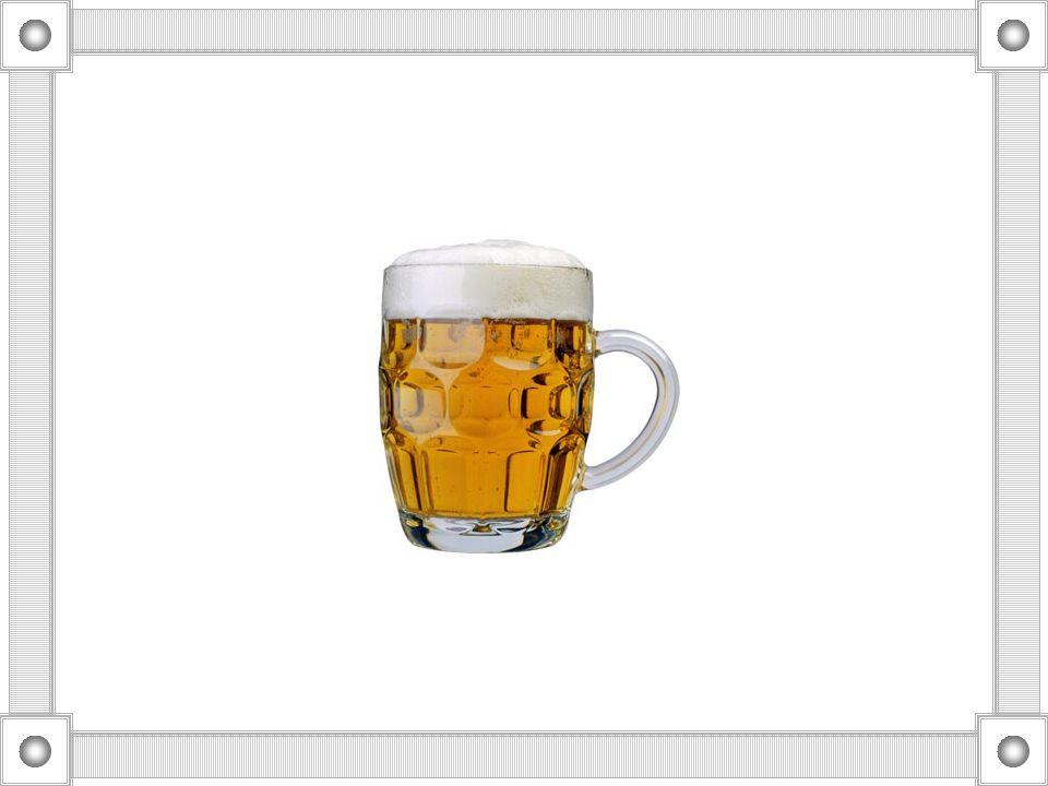 Wenn Du dagegen Bier trinkst, läufst Du dieses Risiko nicht, da die Kolibakterien das Herstellungsverfahren von Bier nicht überleben.