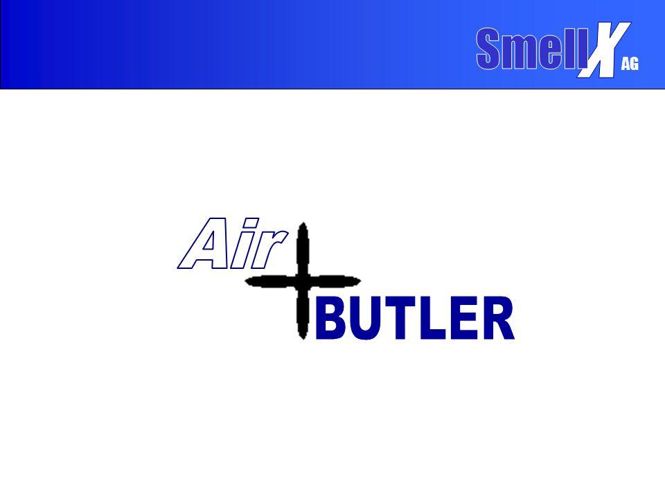 SmellX präsentiert AG