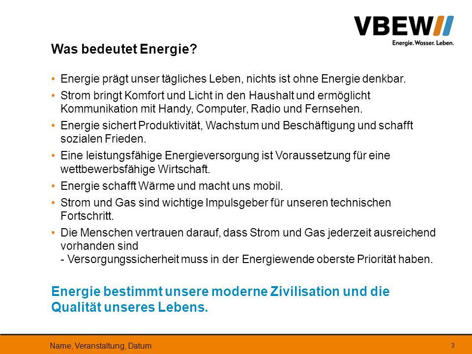1000 MW in 10 Jahren – eine Initiative des VBEW seit 2009 Kleinere und mittlere Unternehmen in Bayern tragen mit ihren Erzeugungskapazitäten zur Energieversorgung bei.