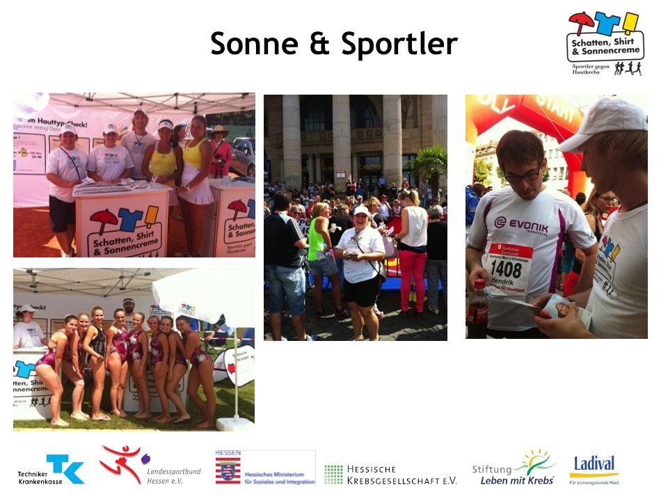 Sonne & Sportler