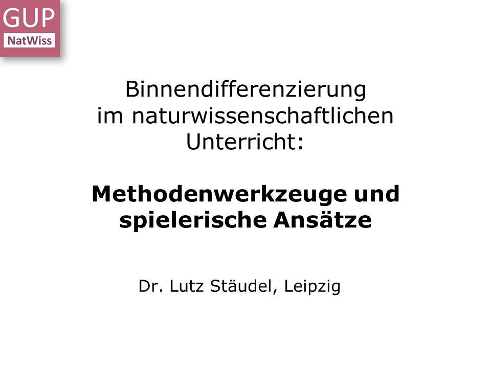 Kärtchentisch WS Methodenwerkzeuge Neuhaus 23.10.2014 – Dr. L. Stäudel