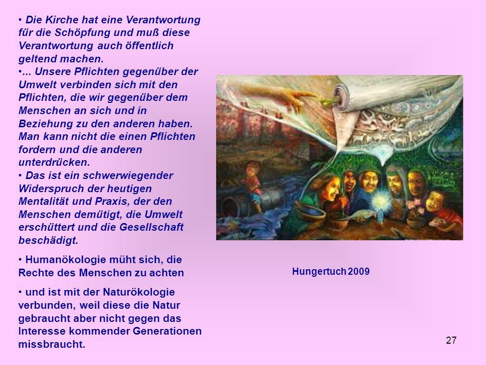 28 6.FÜNFTES KAPITEL: DIE ZUSAMMENARBEIT DER MENSCHHEITSFAMILIE 53....