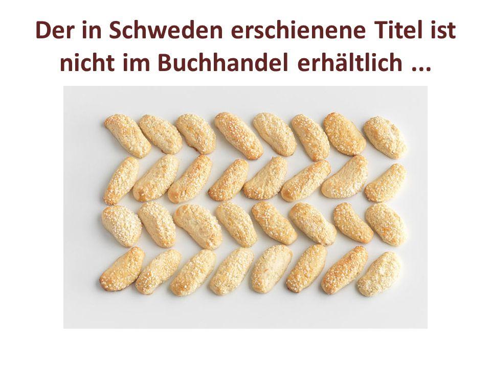 Runder Zuckerberg und eine Pyramide aus Mehl: Damit die Ikea- Rezepte auch wirklich gelingen...