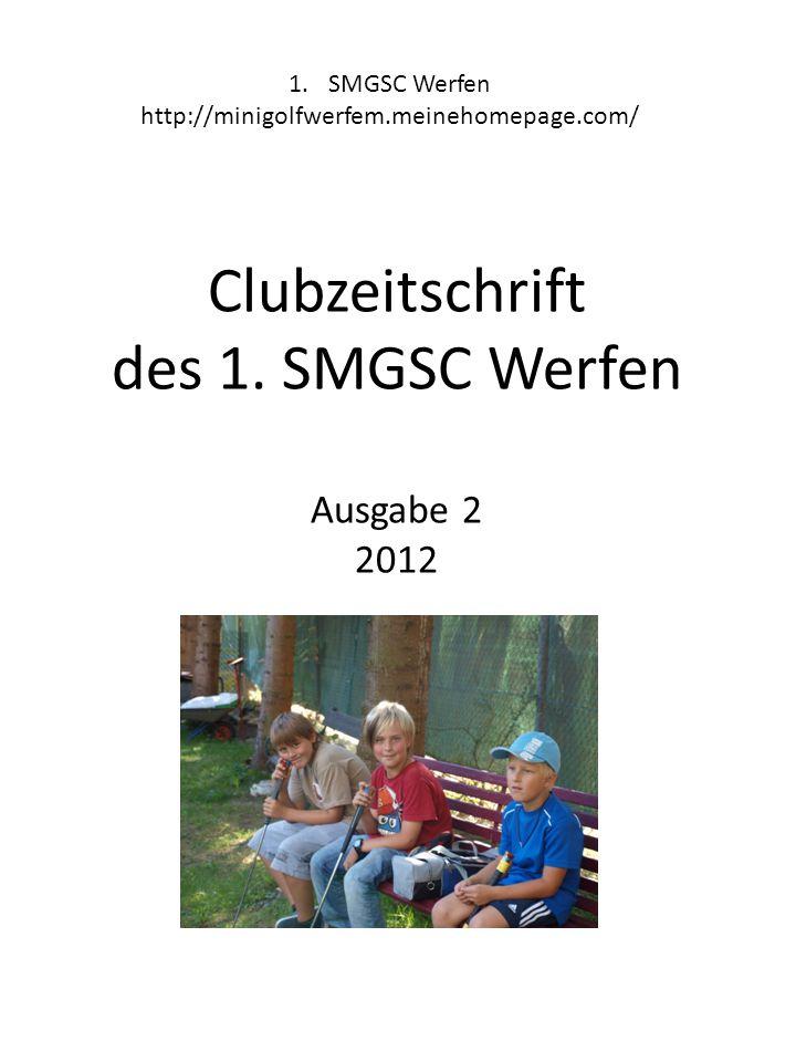 Clubzeitschrift des 1.