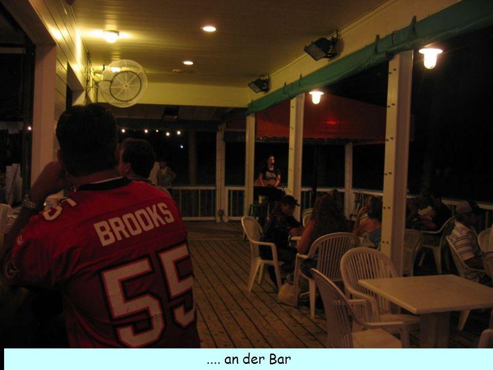 .... an der Bar