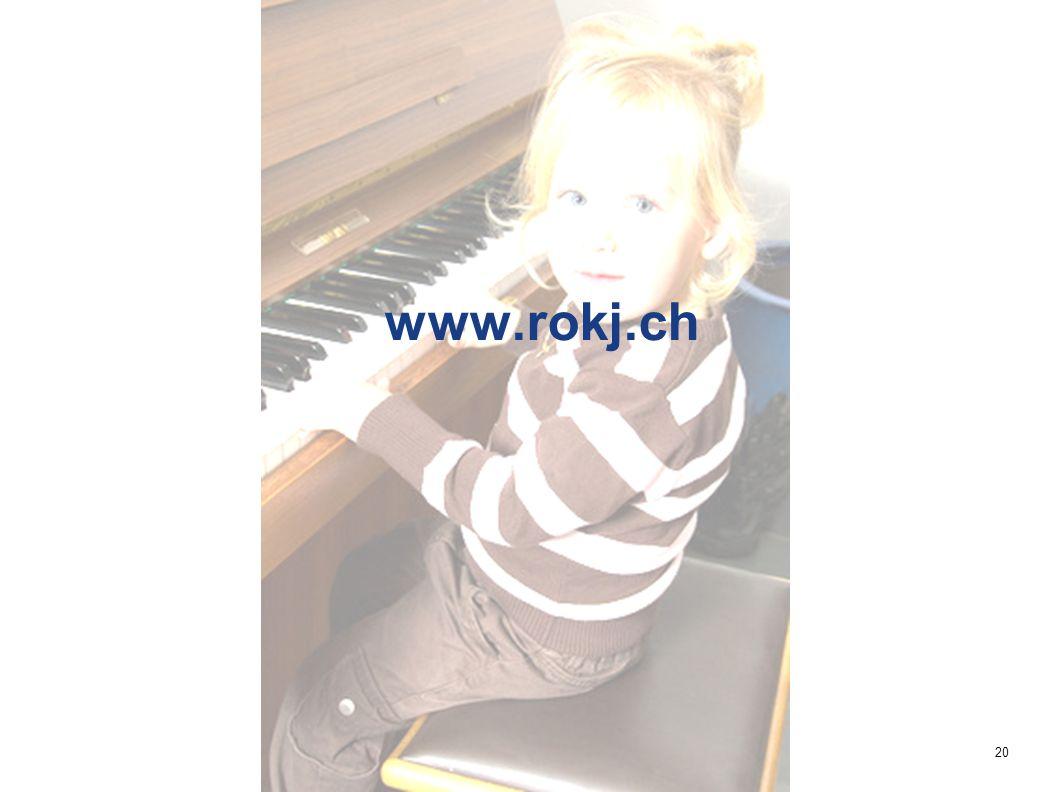 20 www.rokj.ch