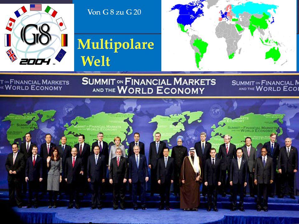 Von G 8 zu G 20