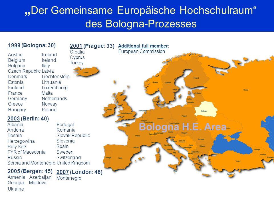 2001 (Prague: 33) Croatia Cyprus Turkey 2003 (Berlin: 40) Albania Andorra Bosnia- Herzegowina Holy See FYR of Macedonia Russia Serbia and Montenegro 2