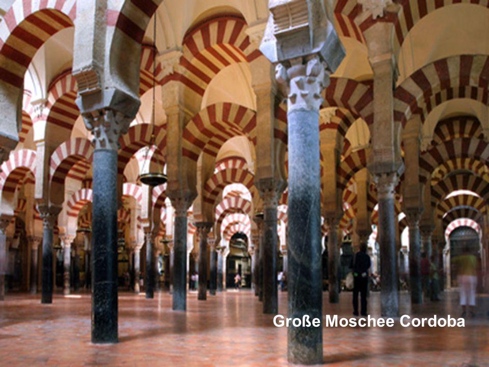 Die Araber in Spanien: Cordoba (heute)