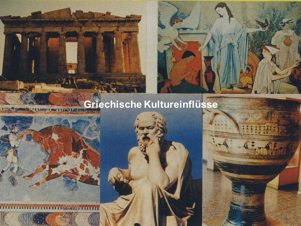 Römische Kultureinflüsse