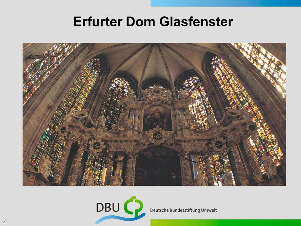 27 Erfurter Dom Glasfenster