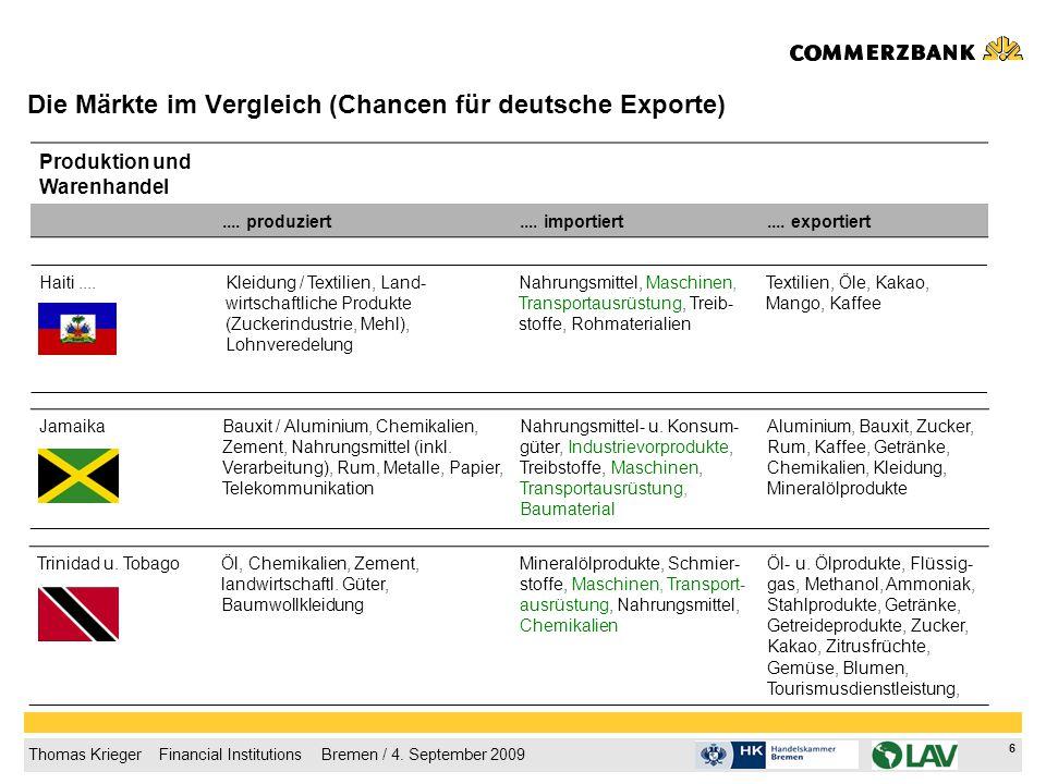 6 Thomas Krieger  Financial Institutions  Bremen / 4.