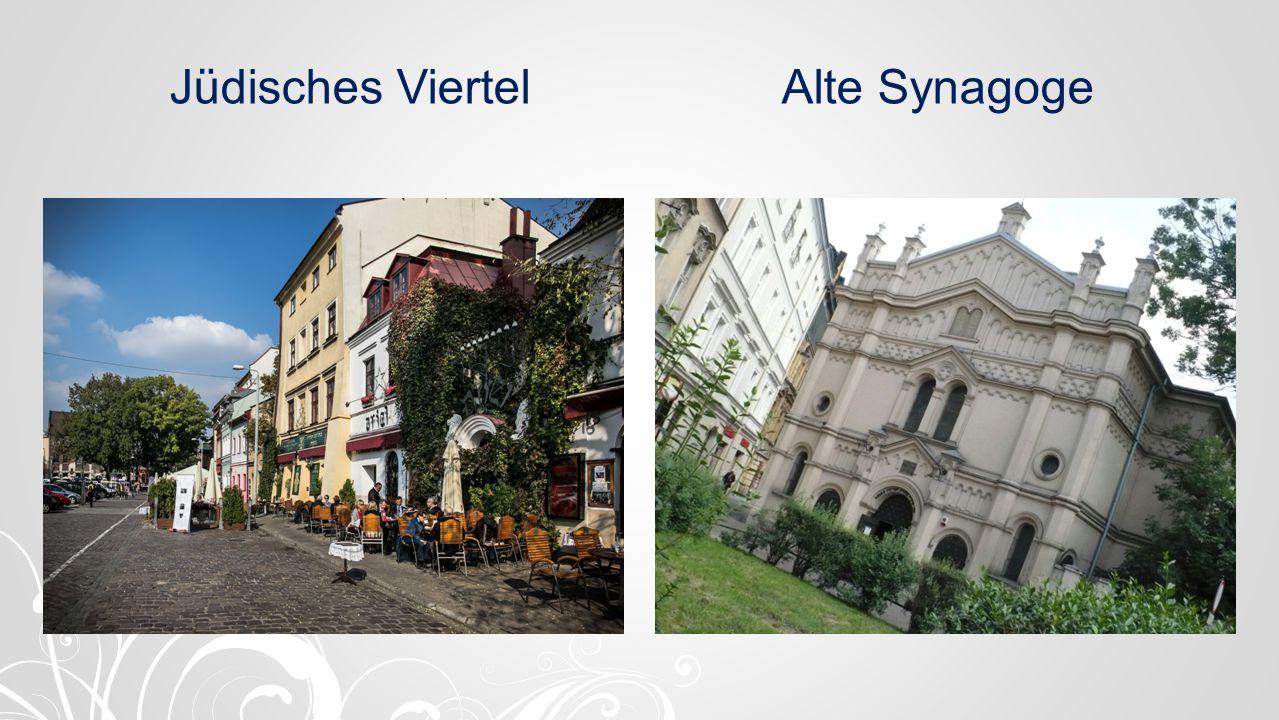Jüdisches Viertel Alte Synagoge
