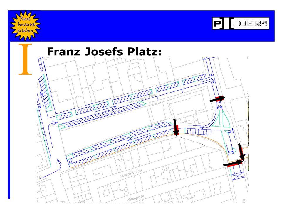 Franz Josefs Platz: I