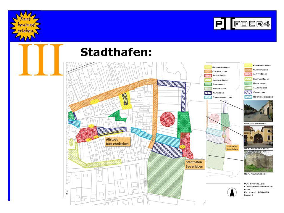 Stadthafen: III