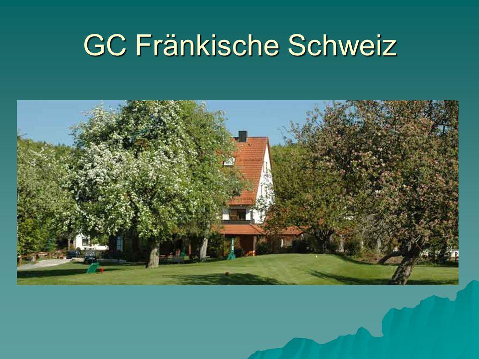 GC Fränkische Schweiz