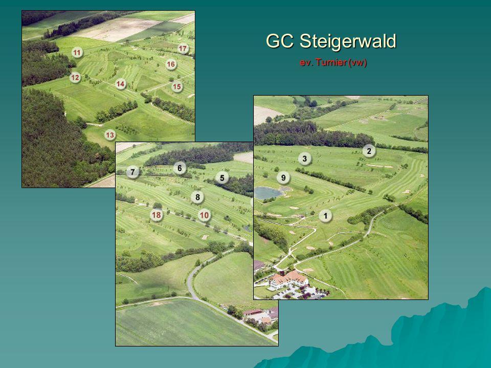 GC Steigerwald ev. Turnier (vw)