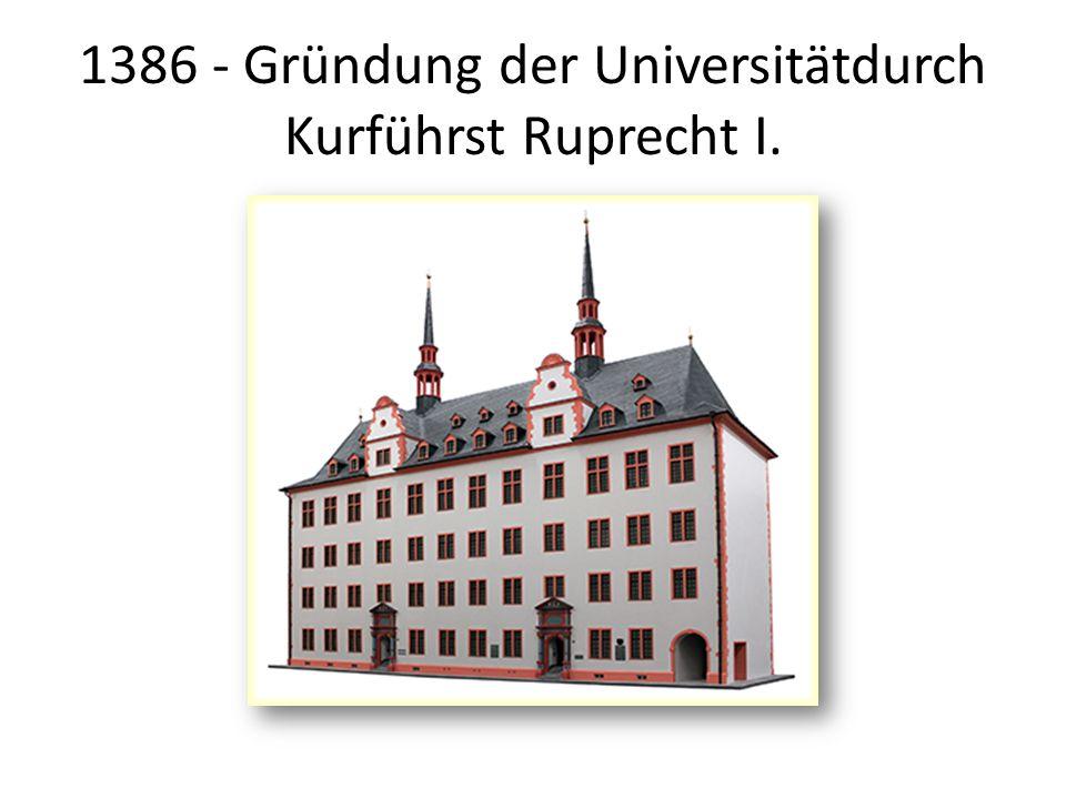 1693 - Zerstörung Heidelbergs durch Ludwig XVI von Frankreich.