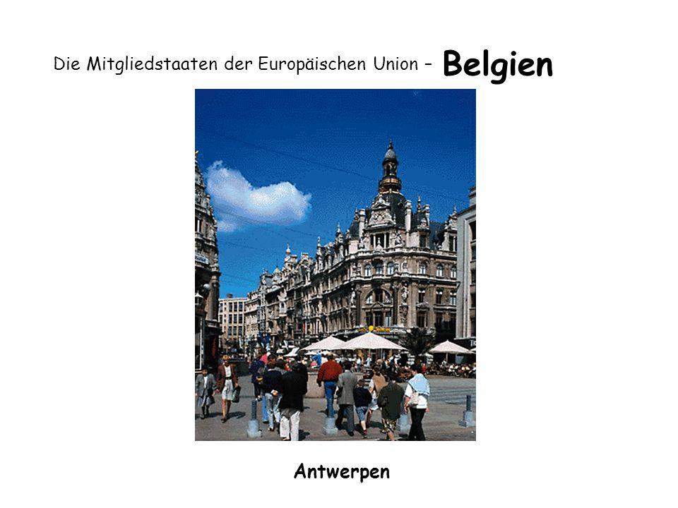 Die Mitgliedstaaten der Europäischen Union – Belgien Antwerpen