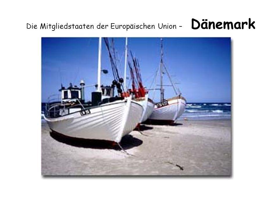 Die Mitgliedstaaten der Europäischen Union – Dänemark