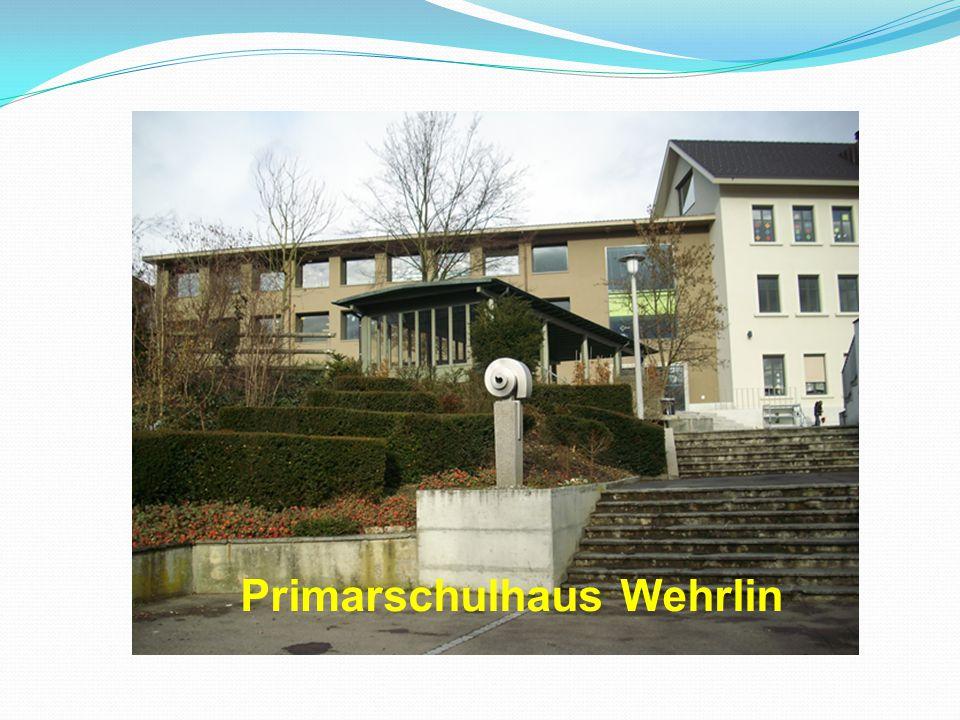 Primarschulhaus Wehrlin