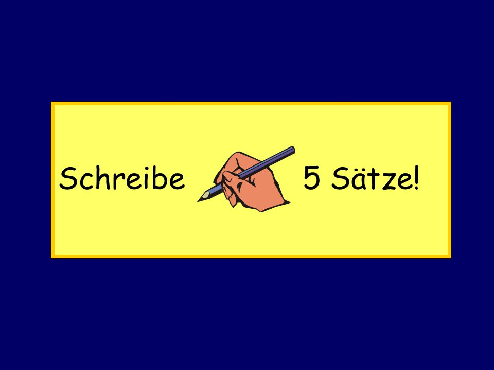 Subj.VerbAdverb Verb accompaniment Ichessegern Wurst Ichtrinkenicht gernCola 1234