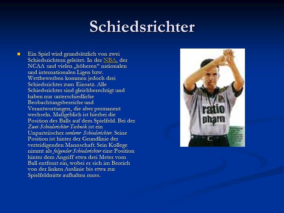 Folgen der Fouls Freiwurf Dirk Nowitzki (2005) Freiwurf Dirk Nowitzki (2005)Dirk NowitzkiDirk Nowitzki Ein disqualifizierendes Foul führt zum Spielausschluss.