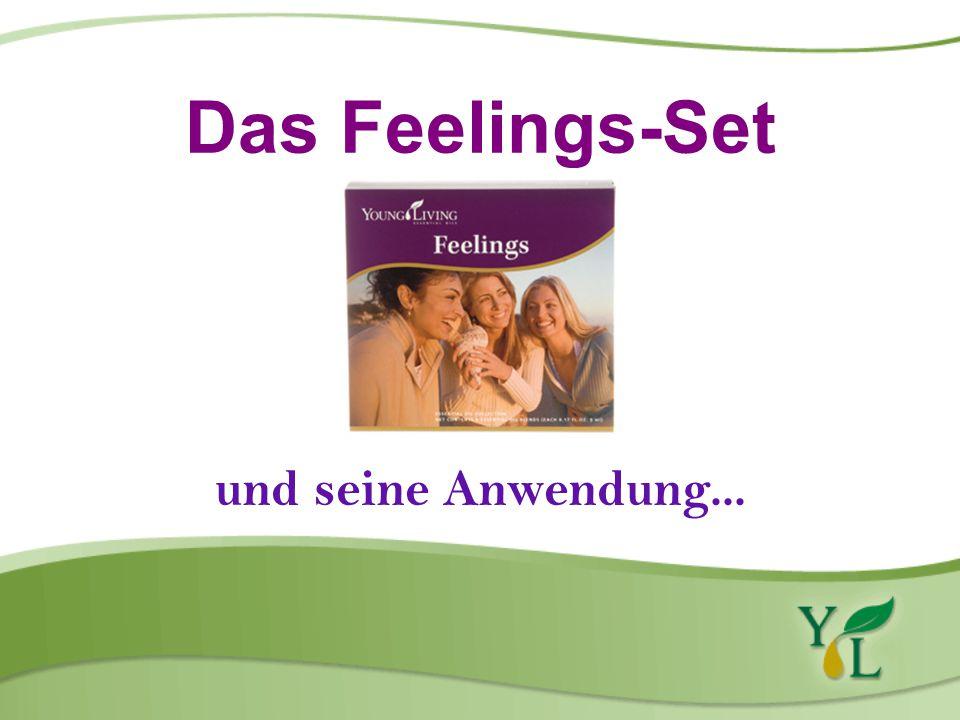 Das Feelings-Set und seine Anwendung...