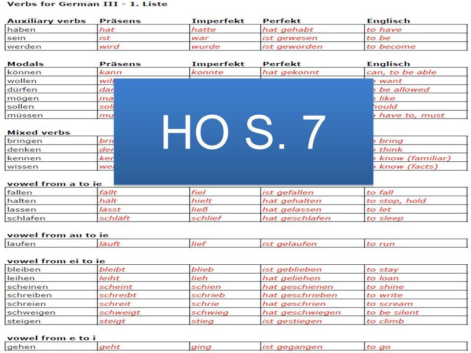 HO S. 7