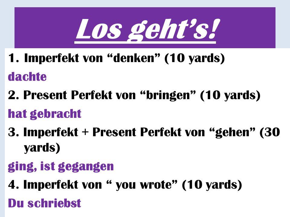 Hausaufgaben: Liste 1 lernen/ Lab morgen!