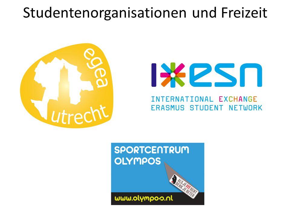 Studentenorganisationen und Freizeit