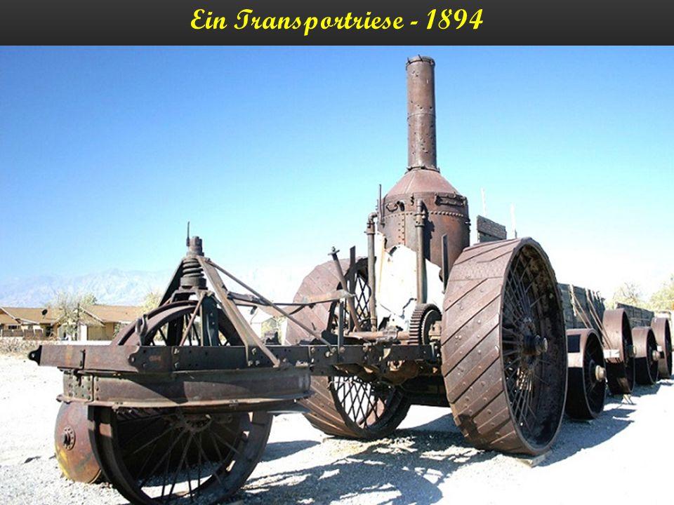 Dampfmaschine - 1872