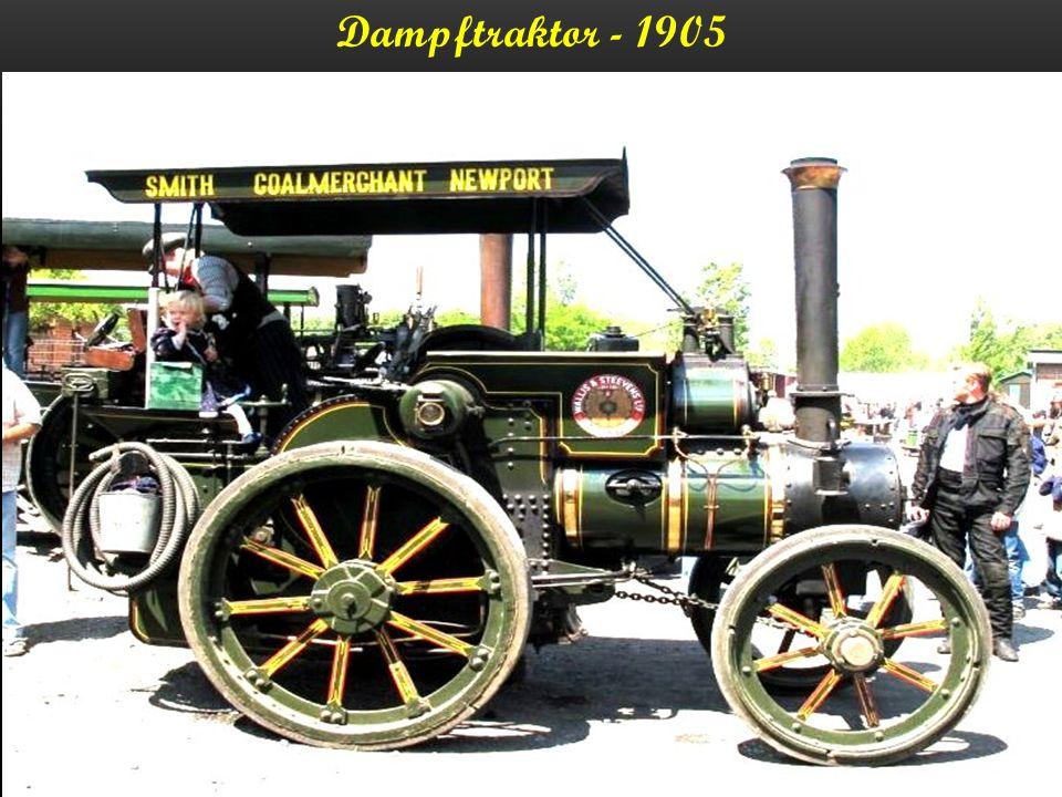 Dampfwalze - 1898