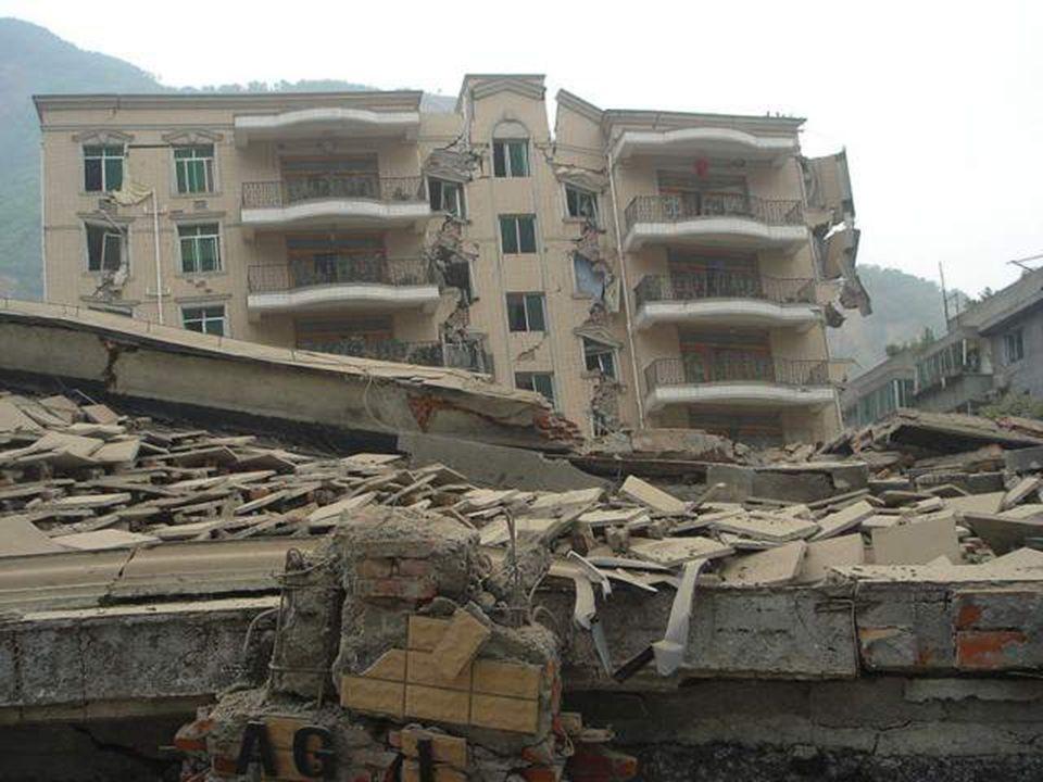  Jedes Erdbeben ist sowohl die Stunde, als auch die Prüfung.
