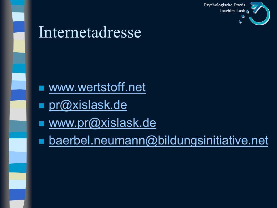 Psychologische Praxis Joachim Lask Mediation: 5 Schritte